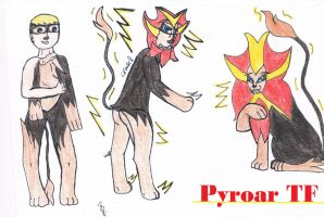 Pyroar TF by TheNashNetwork