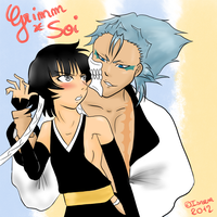 Request for Ankoku-Sensei : GrimmSoi by Isram
