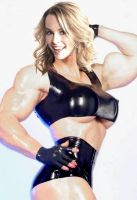 Bridgit Sexy Strong by Turbo99