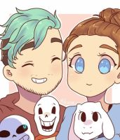 Youtubers : Jack, Wiishu and a bunch of plushies! by pacaora