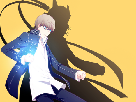 Persona4 - Inner self by Arya032
