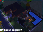 sims 2 house #3 by ownerfate
