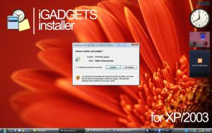 iGadgets Installer XP-2003 by isso87
