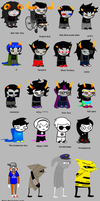 Homestuck according to my onion by Pazuzu54
