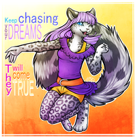 Keep Chasing Dreams by Neko-Maya