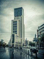 Rainy Morning In Berlin by Sudlice