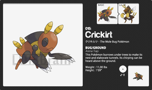 015: Crickirt by LuisBrain