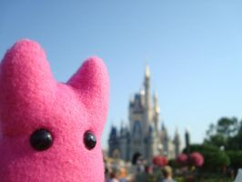 Magic Kingdom Monster by mintconspiracy