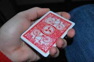 Bicycle League - Playing Cards by cal3star