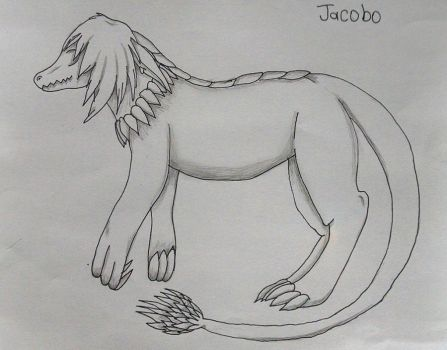 Jacobo by dezicoco