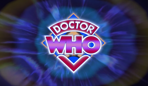 Doctor Who Diamond Logo by BlackLanternDaddy