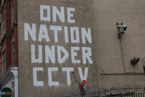 Banksy's...One Nation by darioargento111