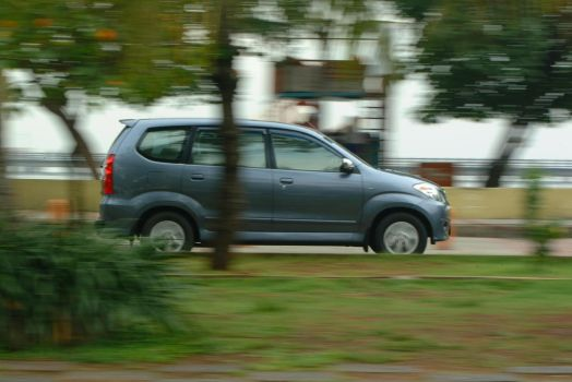 Panning For Avanza by Xpertmichael