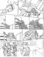 Prologue: The Fall pg 1 by IronFrenzy12