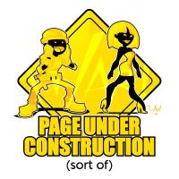 Page Under Construction by WarBrown
