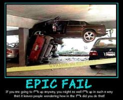 Epic fail 3 by Brandon-007