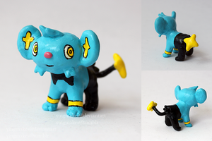PKMN: Shinx v2 by yingmakes