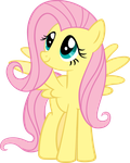 Fluttershy by MoongazePonies