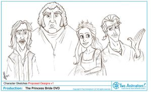 The Princess Bride by 2Ajoe