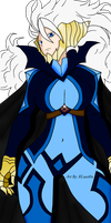 Mirajane Strauss~ My first Original Lineart Color by RLawt0n