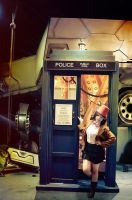 Trust me. I'm the Doctor! by MrCheshire