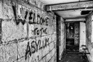Welcome to the Asylum by darrenchadwick1311