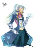 Snow Elf. by Mariko-chan94