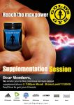 poster Gold's Gym Egypt by Shady3D
