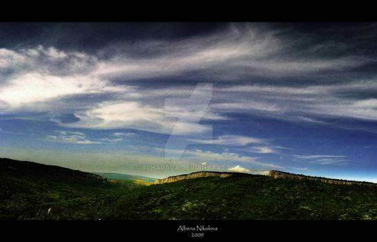 The crown of my home-town 2 by Alharaca