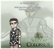 4PP: Shadow of the Colossus by Criana