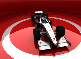 Mclaren mp4-14 -red- by Trax18