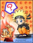 Naruto and the Kyuubi by Blue-Feather-BF