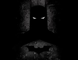 Batman by DamnYouArt