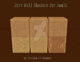 Dirt Wall Shaders by BohemianHarlot