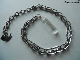 point of antiquity necklace by demonmilk