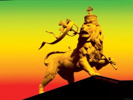 LION of JUDAH 2 by dop3