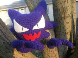 093 Haunter by TheQueenPi