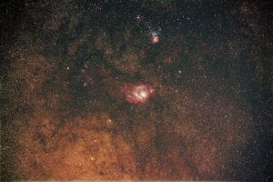 M8 and M20 Widefield by astrnmr