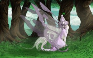 Loddie Found Luck by LilOrangeDragoness