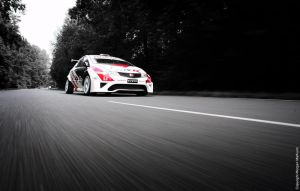 Honda Civic by morgan2pix