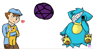 Pudsey iScribble by ShadowMunchlax
