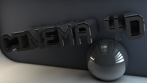 Cinema 4D Tribute Wallpaper by ryanr08