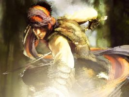 Prince of Persia Wallpaper 4 by 4ever92hours