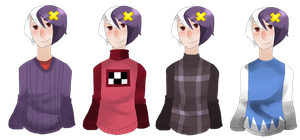 S S S Sweaters by Muuugi