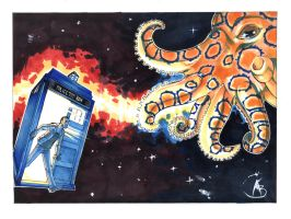Tardis is Astrocephalonautical by MadMarchHare