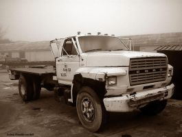 1980 FORD F-600 by Ludwig-Goff