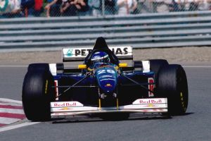 Jean-Christophe Boullion (Canada 1995) by F1-history