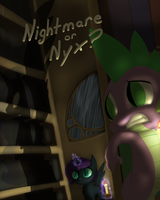Com - Nightmare or Nyx cover by PenStrokePony