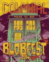 Doctor Who Blobfest 2014 by RyanGiovinco