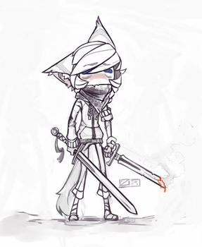 Frost Blader by Zer0Frost
